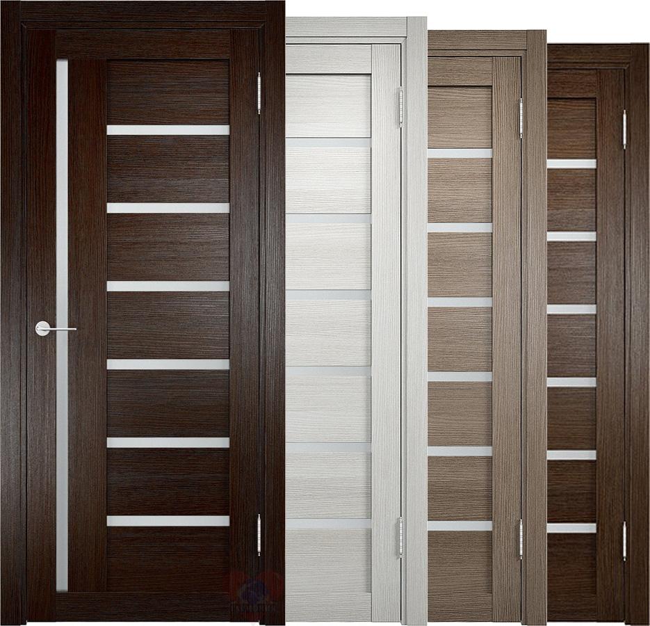 Экошпонированные двери