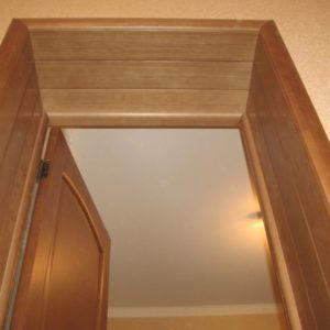 Разновидности доборов на межкомнатные двери и особенности их установки