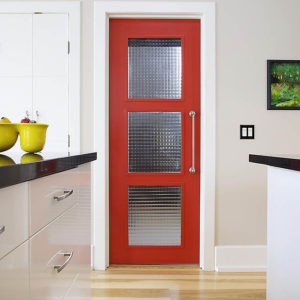 Как выбрать дверь на кухню и не ошибиться? Советы профессионалов