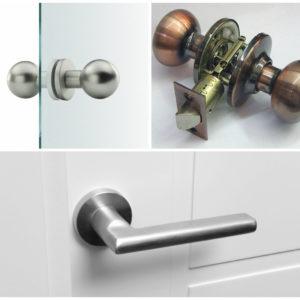 Как снять замок и ручку с межкомнатной двери: порядок и особенности работы