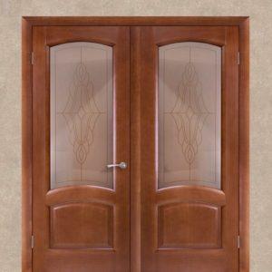 Дребезжат стекла в межкомнатных дверях: причины и правила устранения