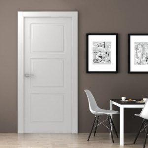 Межкомнатные двери в интерьере — правила их оформления и реставрации