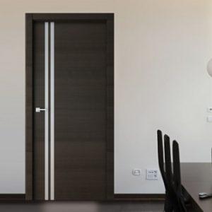 Межкомнатные двери венге в интерьере: варианты сочетаний, выбор материала, дизайнерские решения